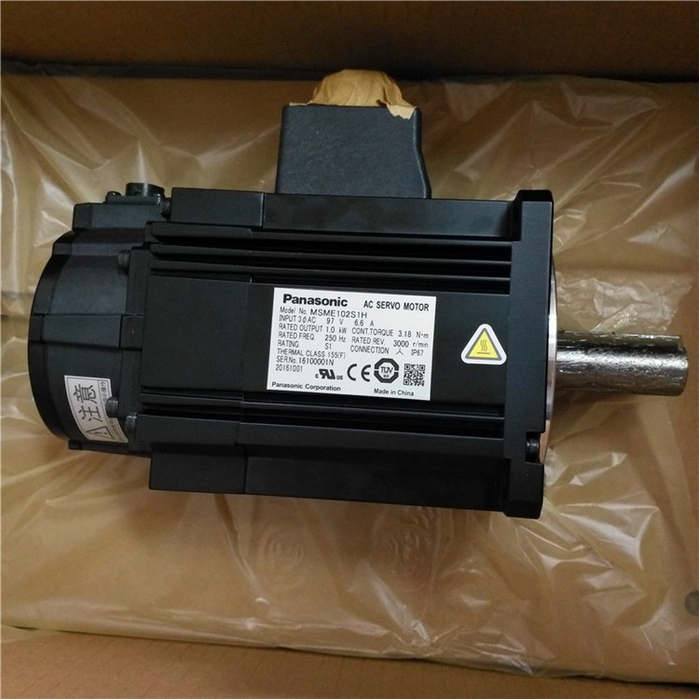 ORIGINAL NEW Panasonic MSME102S1H AC Servo Motor in box