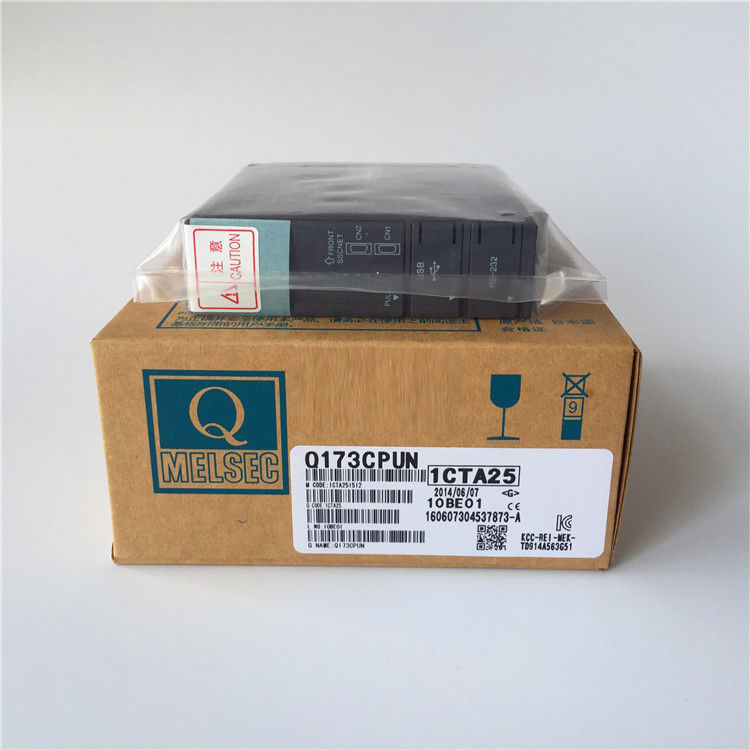 100% NEW MITSUBISHI PLC Module Q173CPUN IN BOX