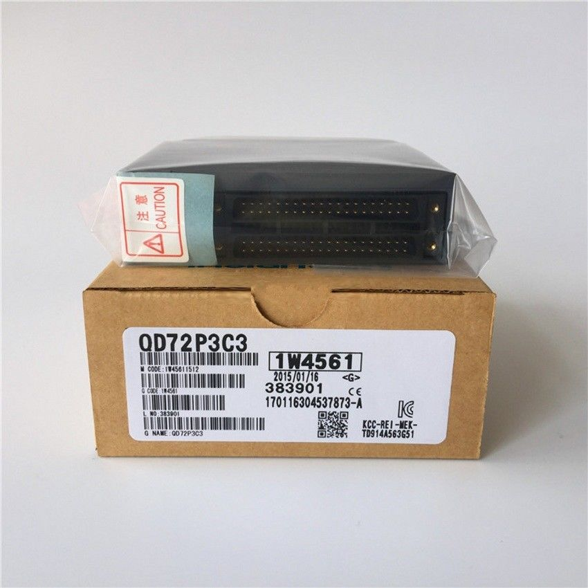 100% NEW MITSUBISHI PLC Module QD72P3C3 IN BOX