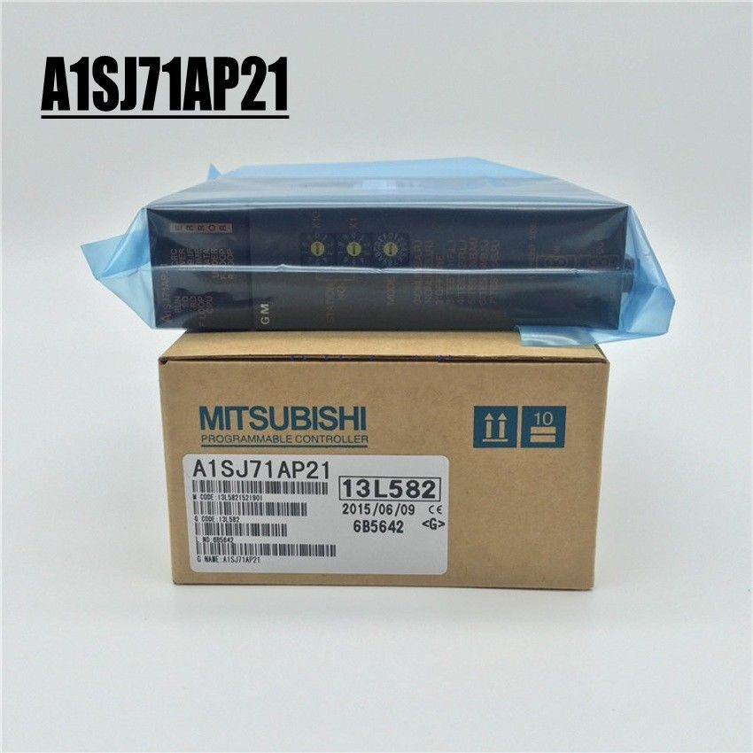 100% NEW MITSUBISHI PLC A1SJ71AP21 IN BOX