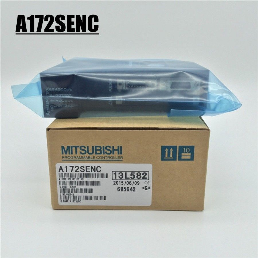 100% NEW MITSUBISHI PLC Module A172SENC IN BOX
