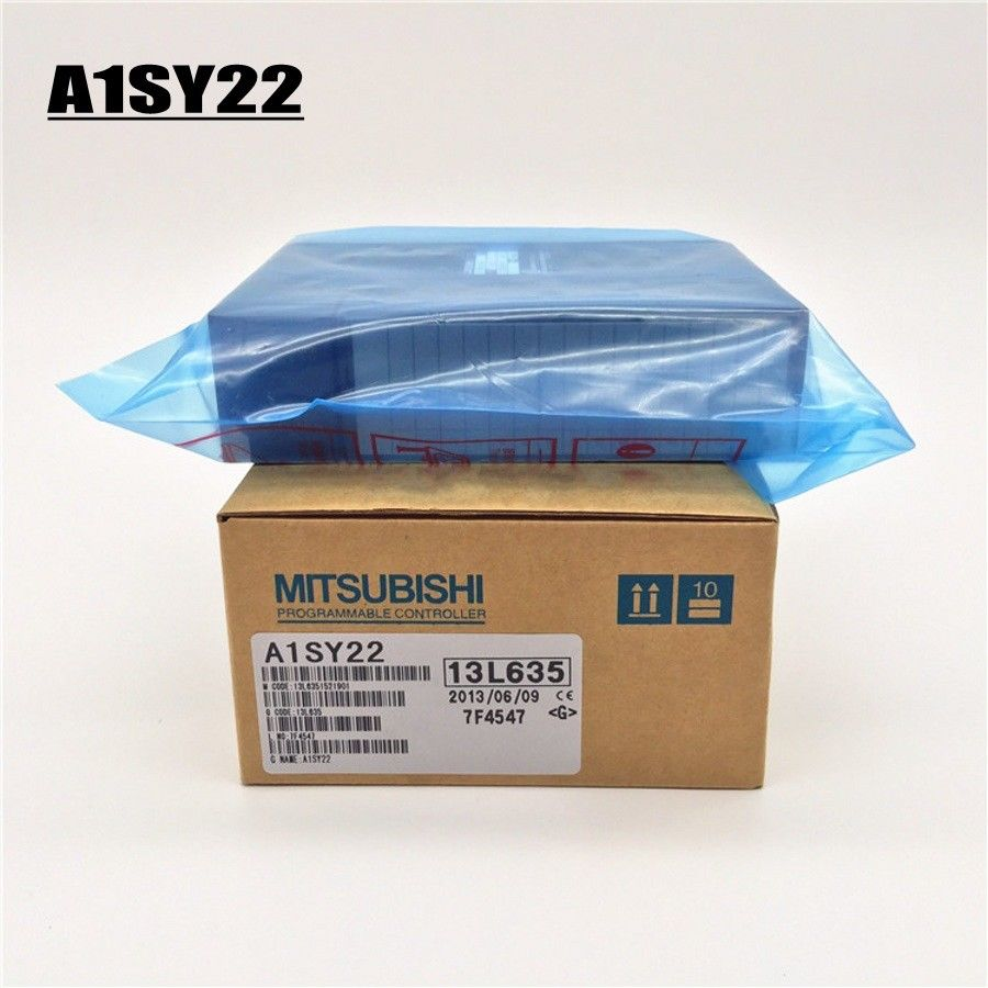 NEW MITSUBISHI PLC A1SY22 IN BOX