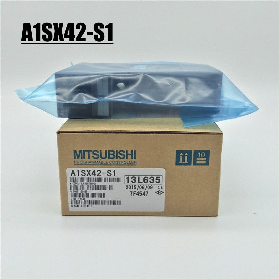 100% NEW MITSUBISHI PLC A1SX42-S1 IN BOX A1SX42S1
