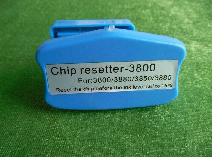 Chip resetter for Epson Stylus Pro 3800 3880 3850 3800C maintenance tank
