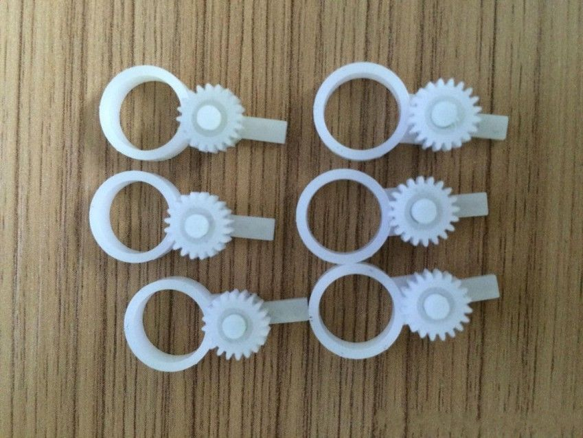 5pcs ink pump pulley pump gear for Mutoh RJ900C RJ901C VJ130 VJ1604w