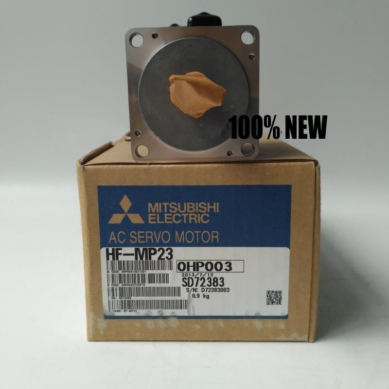 100% NEW MITSUBISHI SERVO MOTOR HF-MP23 HFMP23 in box