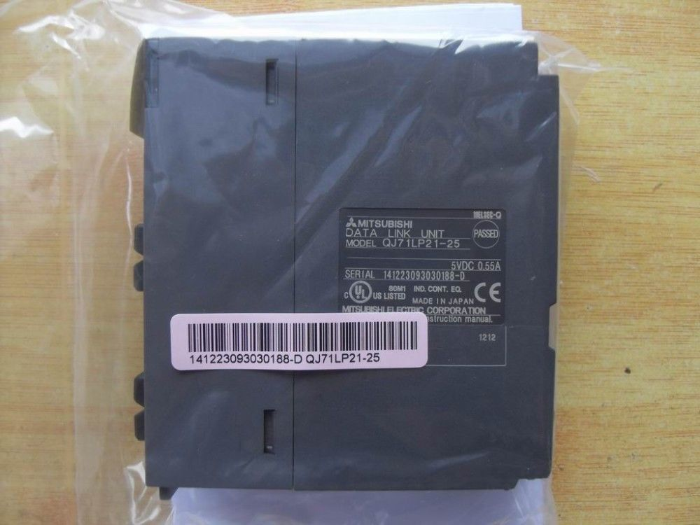 NEW&ORIGINAL DATA LINK UNIT QJ71LP21G-25