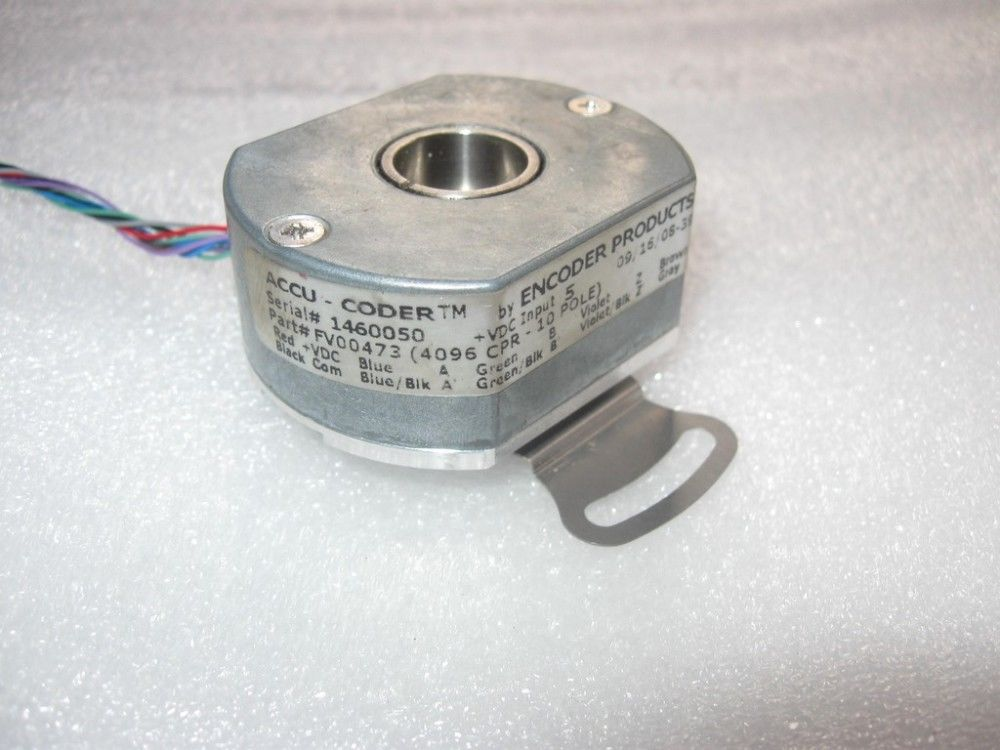 USED TESTED ORIGINAL ENCODER FV00473