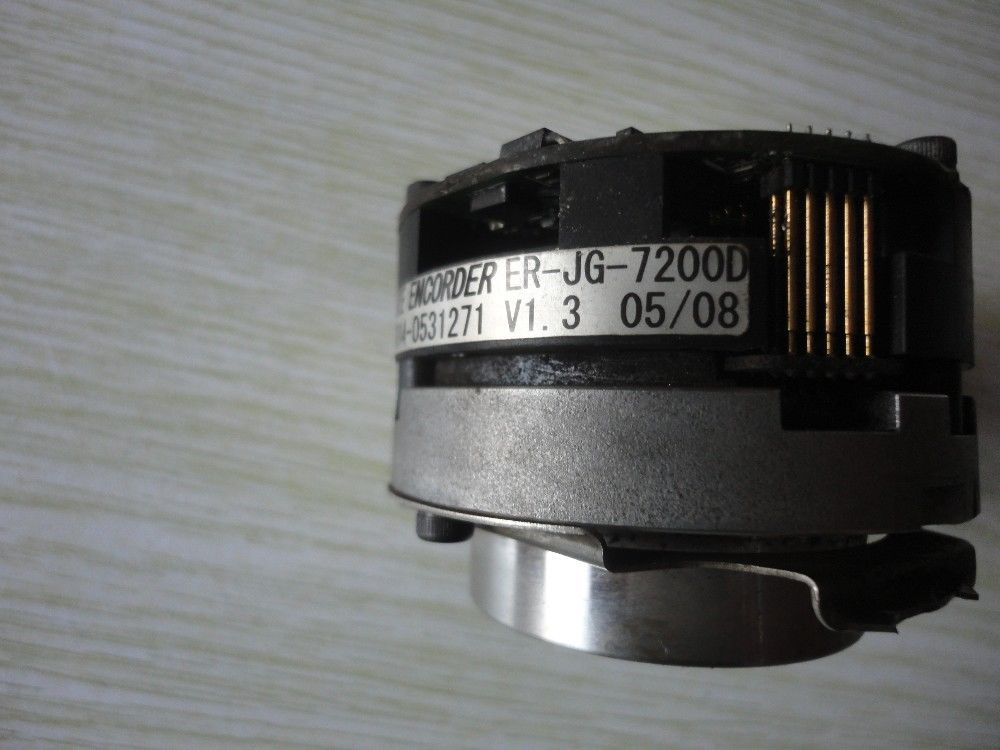 USED 100% TESTED ENCODER MODEL ER-JG7200D