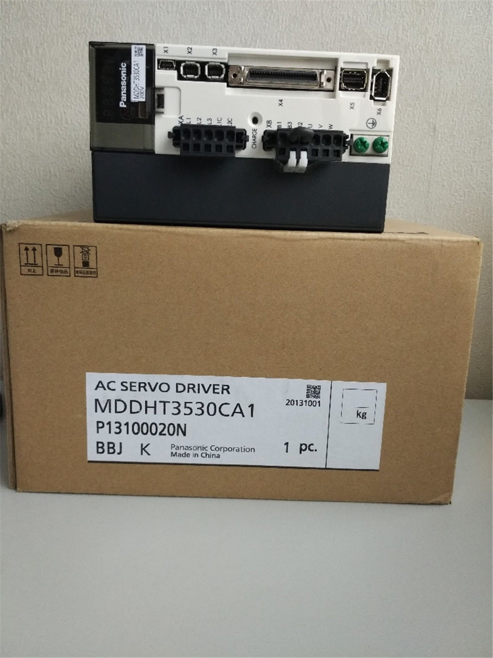 NEW PANASONIC Servo drive MDDHT3530CA1 in box