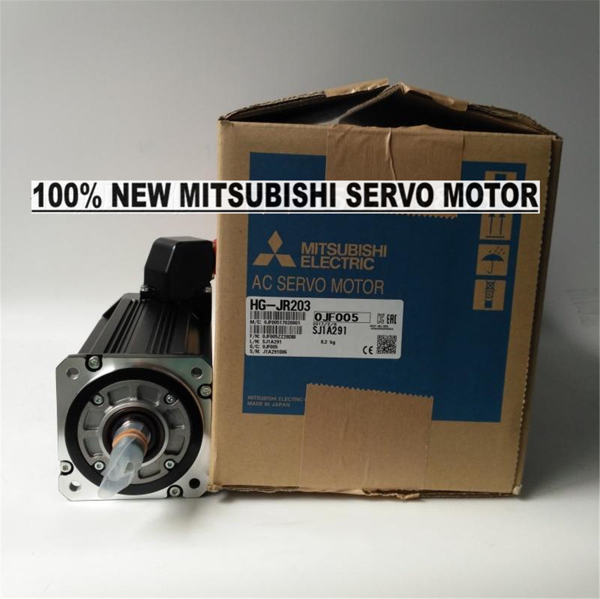 NEW Mitsubishi Servo Motor HG-JR203 in box HGJR203