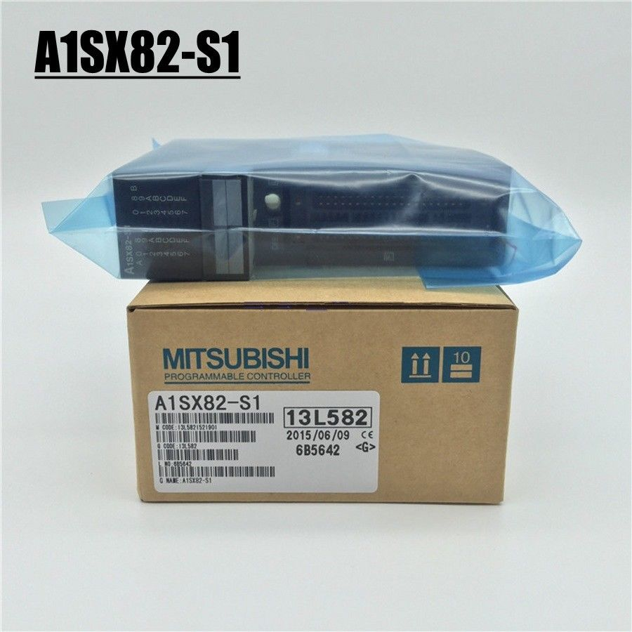 100% NEW MITSUBISHI PLC Module A1SX82-S1 IN BOX A1SX82S1