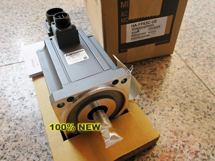 MITSUBISHI SERVO MOTOR HA-FF63C-UE NEW in box HAFF63CUE