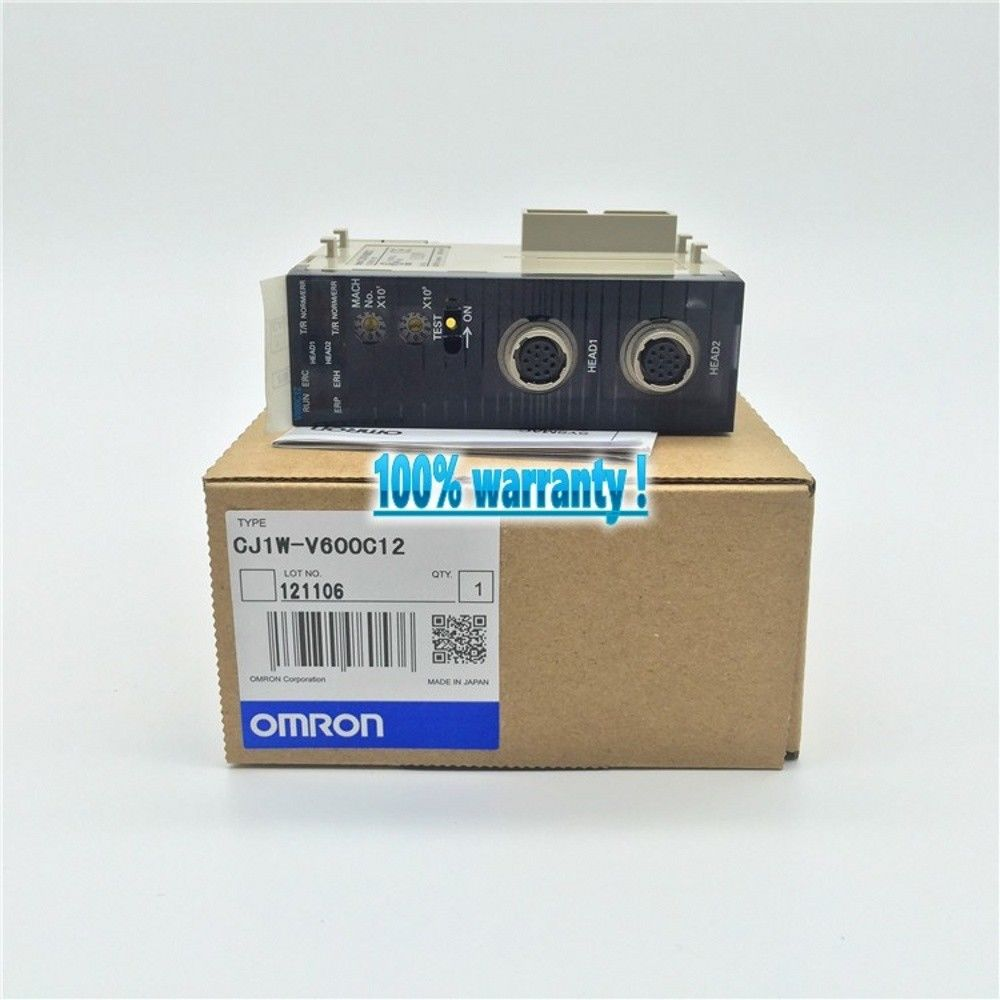 BRAND NEW OMRON PLC CJ1W-V600C12 IN BOX CJ1WV600C12