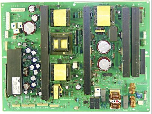 Lg Zenith 6709V00003A Power Supply Board PSC10118G M 50PC5D-UC